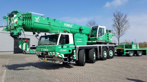 TELESCOOPKRAAN - TADANO 70G4 - Kraan huren in Zeeland - Oosterland - Zierikzee - Goes