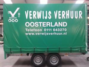 Huifwagen huren? In Oosterland