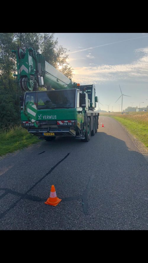 TADANO ATF 50G-3 - VERWIJSVERHUUR - Oosterland - Sfeerfoto